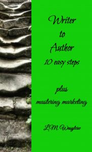Writer to Author - 10 easy steps